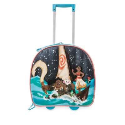 Moana Light-Up Trolley Case