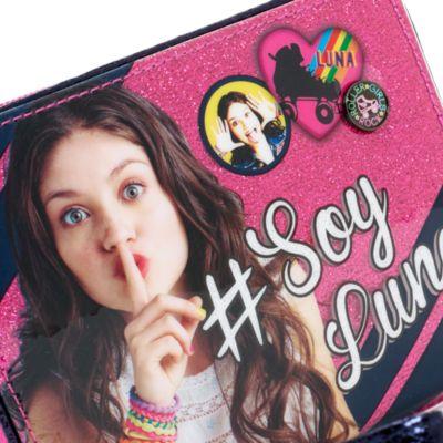 Soy Luna Geldbörse mit Rundum-Reißverschluss