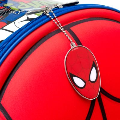 Bagage à roulettes sonore à coque rigide Spider-Man