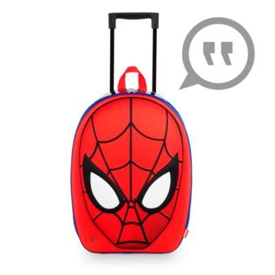 Spider-Man Rollkoffer mit Sound
