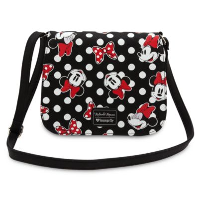 Minnie Mouse Cross Body Bag