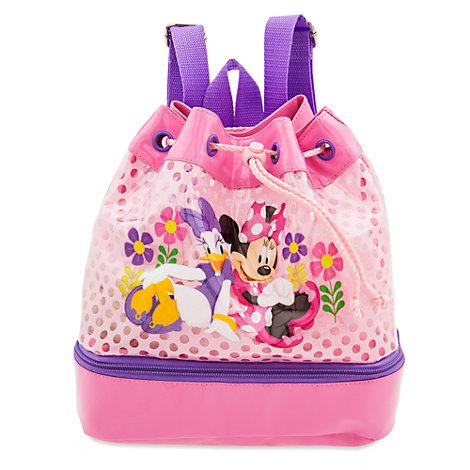 Sac de piscine Minnie Mouse et Daisy
