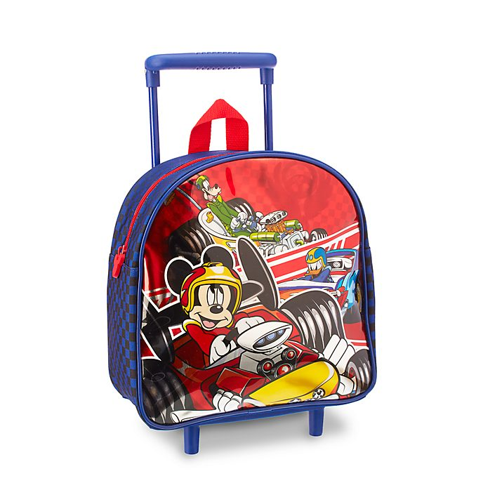 Roadster Racers Mickey Mouse Junior Trolley Case