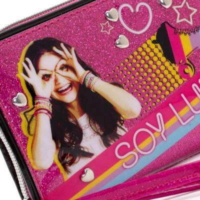 Soy Luna plånbok med dragkedja runt om