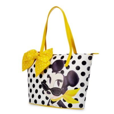 Minnie Mouse Signature Tote Bag