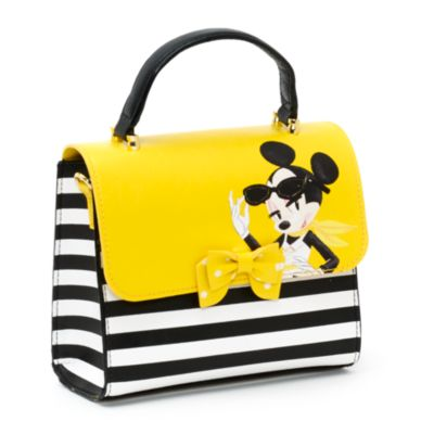 Minnie Mouse Signature Cross-Body Bag
