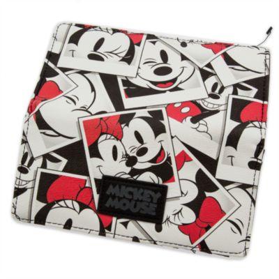 Portefeuille Mickey et Minnie