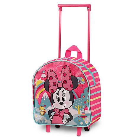Minnie Mouse rullekuffert, junior