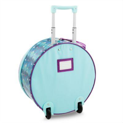 Frost väska på hjul