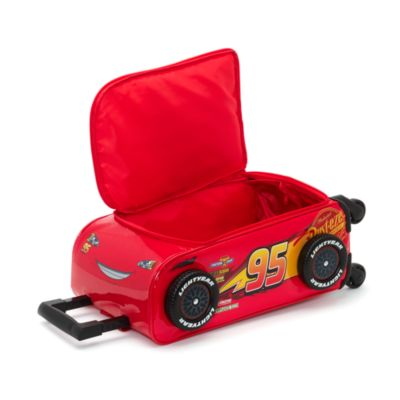 valise roulettes flash mcqueen disney pixar cars 3. Black Bedroom Furniture Sets. Home Design Ideas