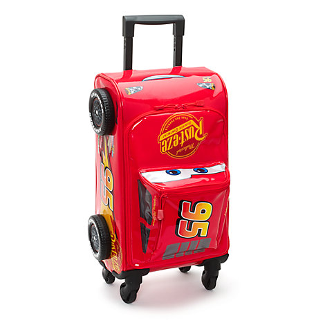 Disney/Pixar Cars 3 - Lightning McQueen Trolley