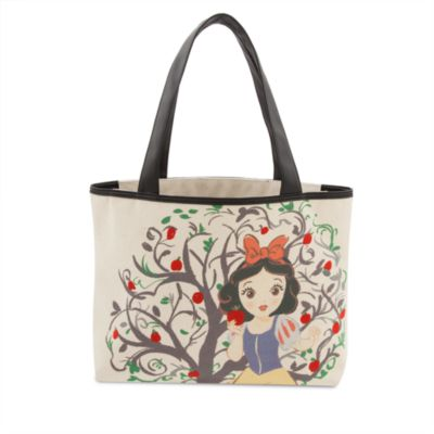 Art of Snow White shoppingväska