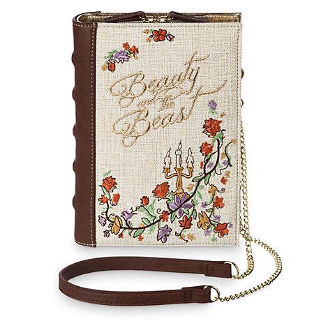 Skönheten och odjuret bokväska
