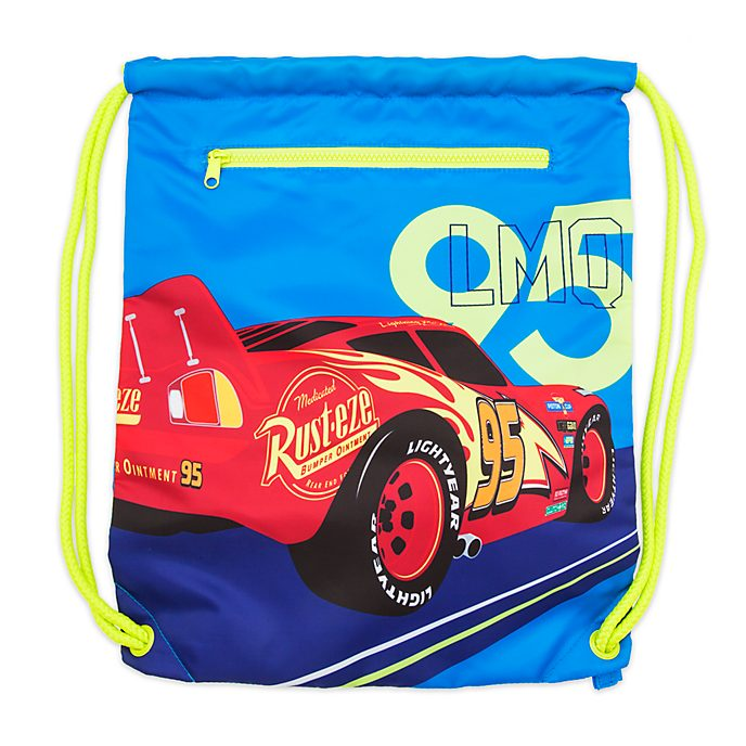 Disney Store Lightning McQueen Swim Bag