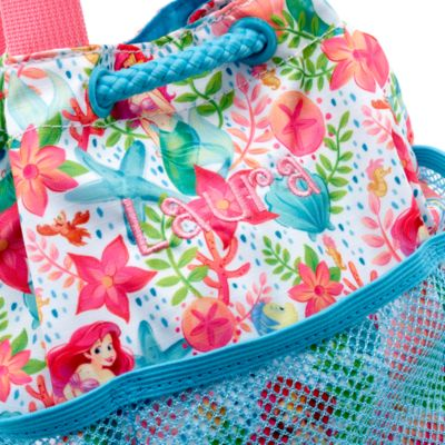 The Little Mermaid Swim Bag