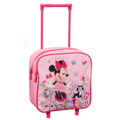 Maleta con ruedas Minnie Mouse