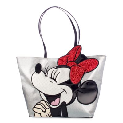 Minnie Rocks The Dots Tote Bag by Danielle Nicole