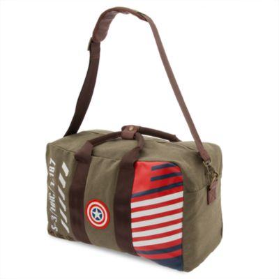 Captain America setväska med militärmotiv