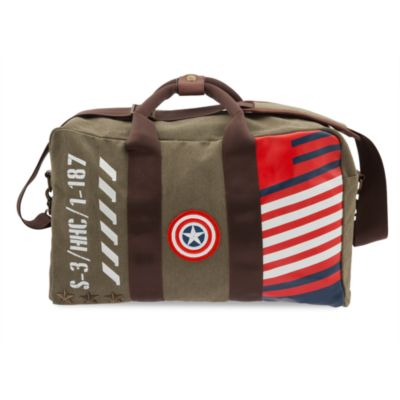 Grand sac style militaire Captain America