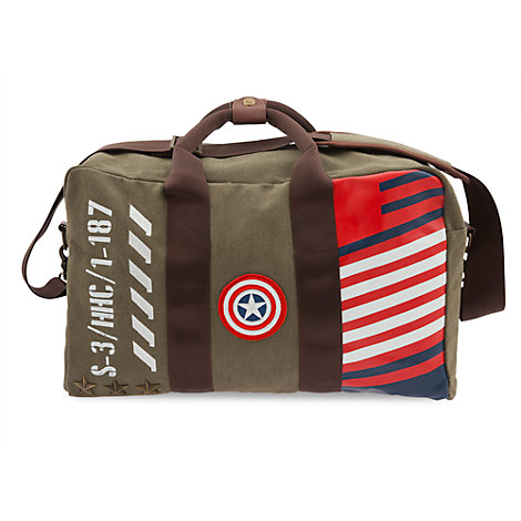 Captain America Military Range Kit Bag