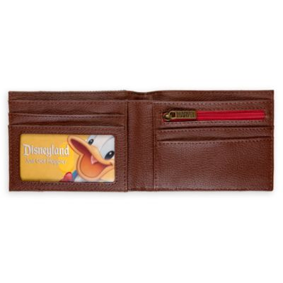 Captain America plånbok med militärmotiv