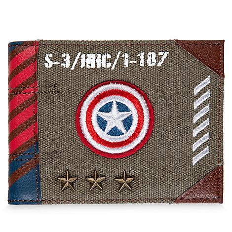 Cartera táctica Capitán América