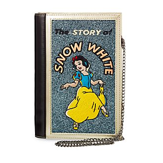 Danielle Nicole Bolso clutch con forma de libro Blancanieves