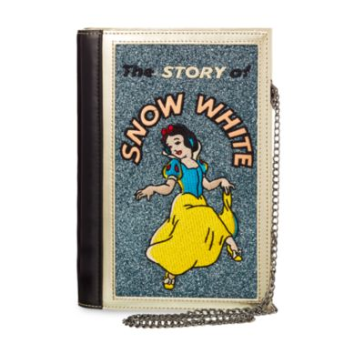 Schneewittchen - Clutch in Buchform von Danielle Nicole