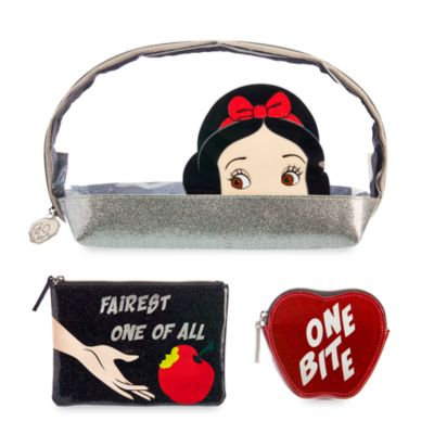 Snow White Cosmetics Case Set by Danielle Nicole