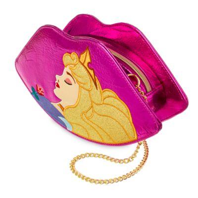 Bolso clutch con forma de labios Aurora de Danielle Nicole