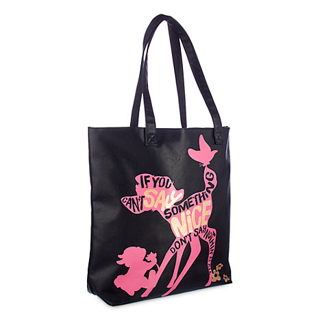 Sac fourre-tout Bambi, collection Oh My Disney