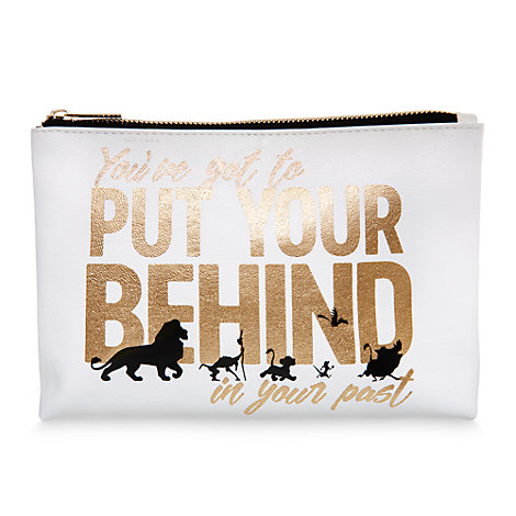 Oh My Disney The Lion King Cosmetics Case