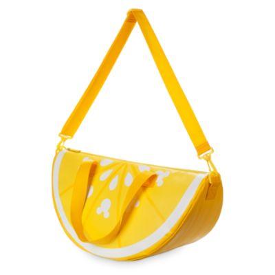 Sac isotherme Mickey Mouse Summer Fun en forme de citron