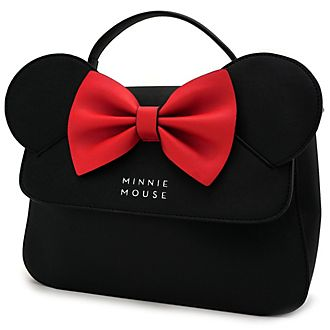 Loungefly Sac Minnie Mouse à bandoulière