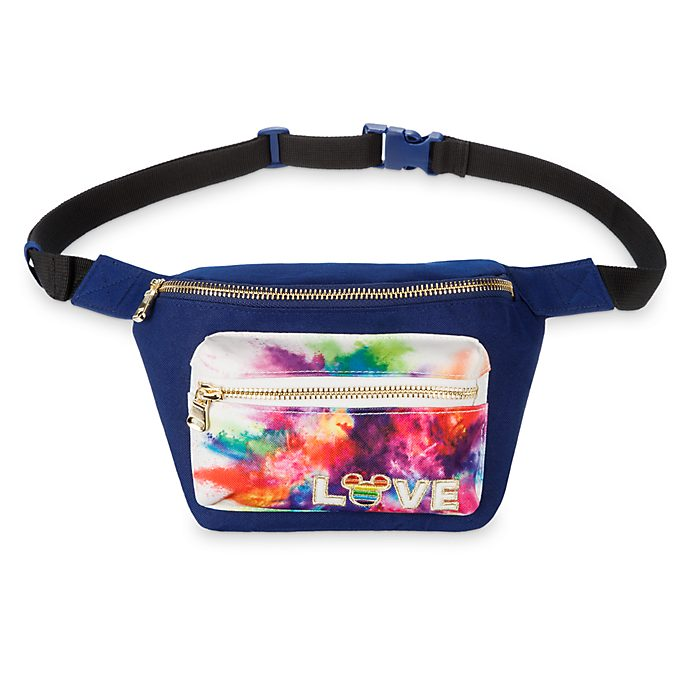Mickey Rainbow Collection Hip Pack
