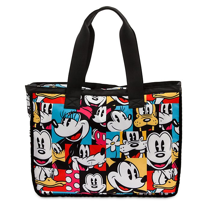 Disney Store Mickey and Friends Tote Bag