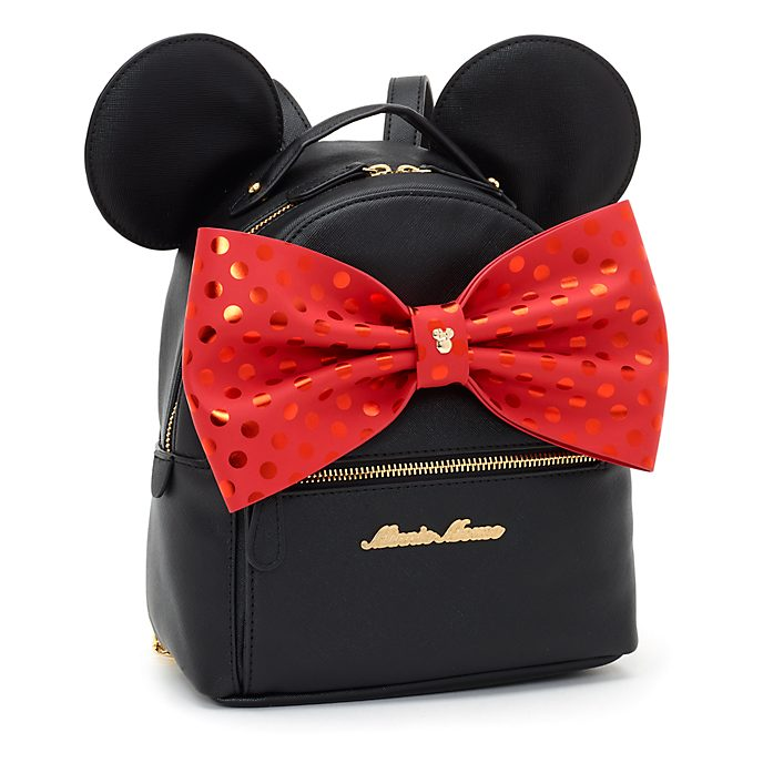 Disney Store Minnie Mouse Bow Backpack