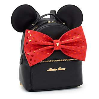 Disney Store Sac à dos Noeud de Minnie Mouse
