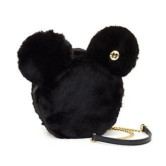 Disney Store Sac à bandoulière molletonné Mickey Mouse