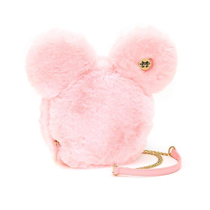Disney Store Sac à bandoulière molletonné Minnie Mouse
