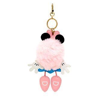 Disney Store Porte-clés à pompon Minnie Mouse