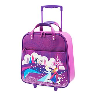 Disney Store Frozen Rolling Luggage
