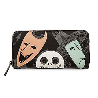 Disney Store The Nightmare Before Christmas Wallet