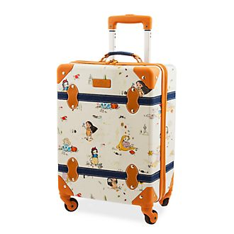 Disney Store Valise à roulettes, collection Disney Animators