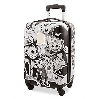 Valise à roulettes L'Étrange Noël de Monsieur Jack, Disney Store