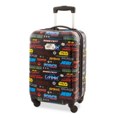 Disney Store Star Wars Rolling Luggage