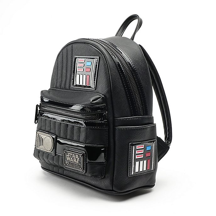 Loungefly minimochila Darth Vader, Star Wars