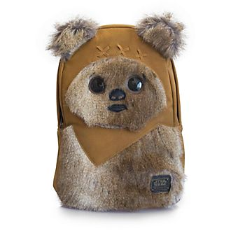 Loungefly Ewok Backpack, Star Wars