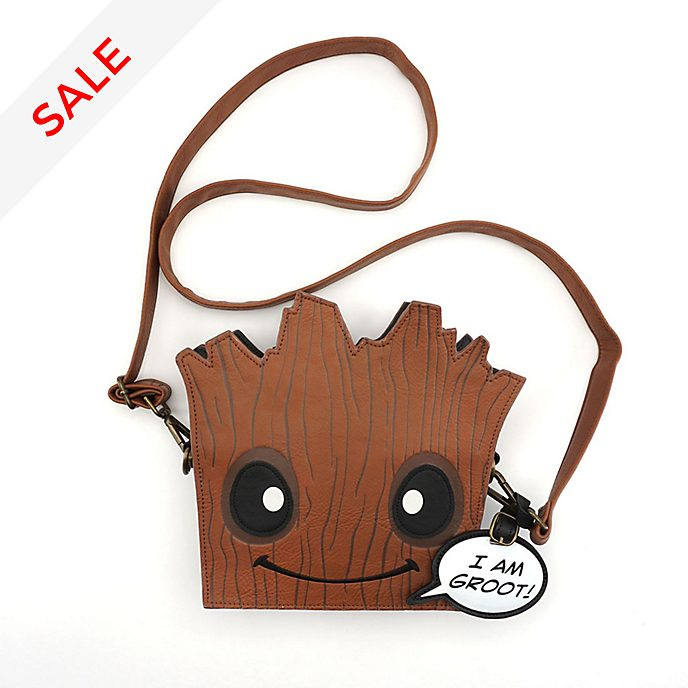 Loungefly - Groot Kuriertasche - Guardians of the Galaxy