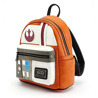 Loungefly Mini sac à dos pilote de X-Wing, Star Wars
